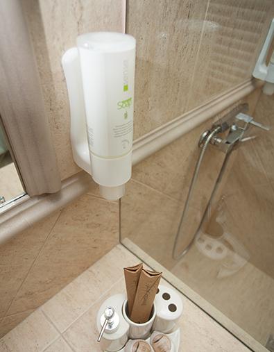 Dozator sapun lichid Sense 460 ml
